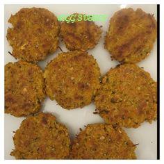 Vegg's delice: Hamburguesas de avena y verduras