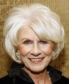 rövid frizurák 50 feletti nőknek - rövid frizura 70 felett