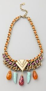 DANNIJO Amalia Necklace | SHOPBOP