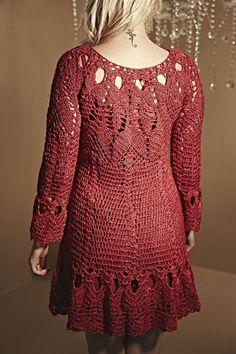 Receitas Círculo - Vestido Chic Vermelho