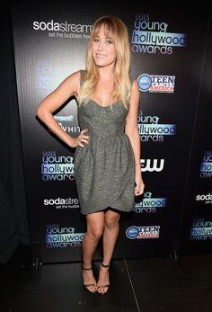 Aug 01 - 2013 Young Hollywood Awards - Backstage #LaurenConrad
