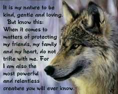 Peace... Begins at Home: Women Who Run with the Wolves