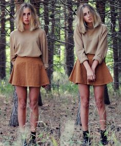 american apparel skirt - I really really want this corduroy skirt D: