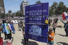 Centros de Estudios de la oposición rechaza intentos de no realizar plebiscito constituyente Chile, Signs, Take Action, Studios, Chili, Shop Signs, Chilis, Sign, Signage