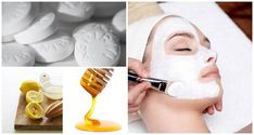Everyone wants perfect skin, even skin tone, without discolorations, no acne or pimples Diy Scrub, Aspirin, Diy Face Mask, Face Masks, Even Skin Tone, Perfect Skin, Skin Problems, Pimples, Skin Treatments