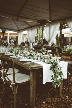 Magical Estate Wedding in the Middle of a Redwood Forest