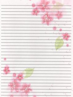 graphic relating to Cute Printable Notebook Paper identify 85 Perfect STATIONARY Women of all ages shots inside of 2017 Creating paper