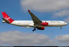 photo airbus Virgin atlantic