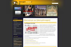 La Ligue de l'enseignement et l'Institut des images sont à l'origine d'un portail spécifique d'éducation aux images, [decryptimages]. Ce portail dirigé par Laurent Gervereau est composé de deux grandes parties : la première partie est consacrée aux analyses (repères en histoire du visuel, modules pédagogiques, analyse d'images par tranche d'âge, pistes de formation) et la seconde est davantage axée sur les ressources et les références en matière icon... http://www.decryptimages.net/ via…