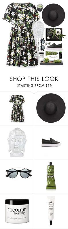 """""""Find me in my field of grass, mother nature's son..."""" by ginaisanerd ❤ liked on Polyvore featuring Witchery, KRISVANASSCHE, Jura, Aesop and philosophy"""
