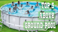 5 Best Above Ground Pool 2016