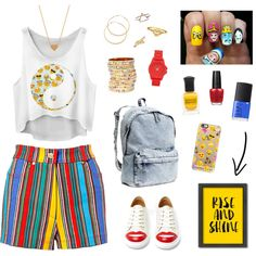 Designer Clothes, Shoes & Bags for Women Deborah Lippmann, Sunday Funday, Charlotte Olympia, Bling Jewelry, Opi, Nars Cosmetics, Vince Camuto, Casetify, Polyvore Fashion