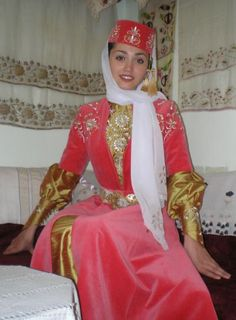 Crimean Tatar Woman
