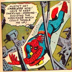 "seanhowe: "" seanhowe: ""Below, Steve Ditko casually mentions being taken off Spider-Man and Dr. Strange ""at times."" But when would that have been? ""Those fans who continually moan about my quitting..."