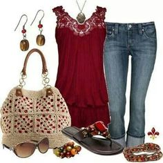 Spring/Fall Outfit