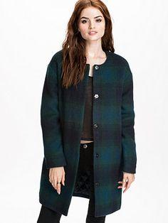Norra Jacket - Selected Femme - Zwart - Jassen - Kleding - Vrouw - Nelly.com