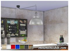 Sims 4 CC's - The Best: Lighting by Milana