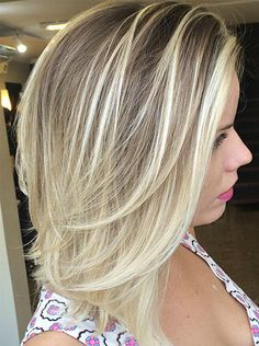 43 Most Attractive Blonde Balayage Highlights 2018 For Next Weekend