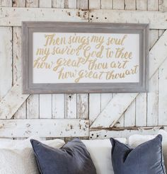 Hey, I found this really awesome Etsy listing at https://www.etsy.com/listing/222577831/how-great-thou-art-wooden-sign