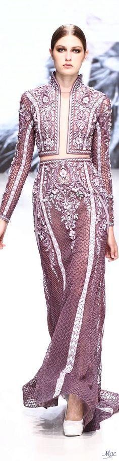 Fall 2016 Haute Couture - Michael Cinco