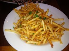 The best garlic fries I've ever had. Ever. | Yelp