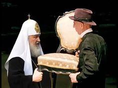 Как православное духовенство отжимает землю у граждан под храмы - YouTube
