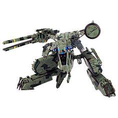 3A Metal Gear Solid – Metal Gear Rex (Half-size edition)   ThinkGeek