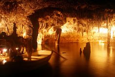 Wowza.  Caves of Drach in Majorca