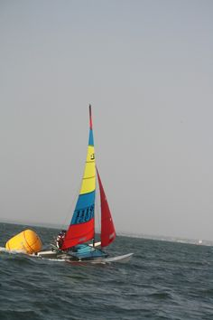 Catamaran  en el Lago de Maracaibo