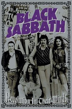 Black Sabbath Movie Poster | Click on above image to view full picture