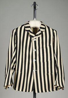 Boating Jacket 1890s The Metropolitan Museum of Art - OMG that dress!