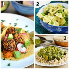 Meals often have to be a speedy affair midweek. Speed things up with 21 tasty and quick vegan midweek meals.