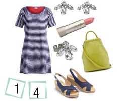 8 Teile 8 Outfits - Fair Fashion Inspiration Sommer Edition / 8 Pieces 8 Outfits  - Outfit 3