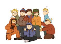 South Park Funny, Kenny South Park, Creek South Park, South Park Anime, South Park Fanart, Best Comedy Shows, South Park Characters, South Padre Island, Stuff And Thangs