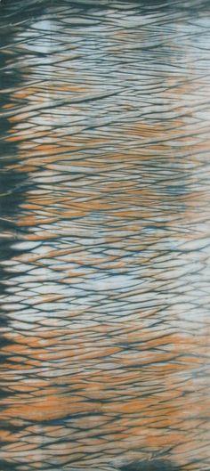 Hand Dyed Shibori Fabric  Annaka  One Half Yard by vickiwelsh, $15.00