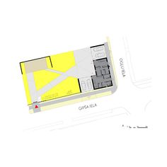 Image 10 of 17 from gallery of A Two-Family House OGLE / NRJA. Site Plan