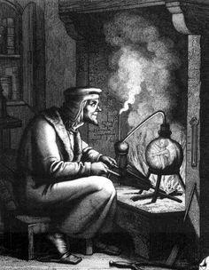 The homunculus is a diminutive humanoid creature believed to be created through magical alchemical means. century engraving of Homunculus from Goethe's Faust part II (public domain). Tarot, Logo Atelier, Rembrandt, Rene Descartes, Goethe's Faust, Medieval, Historia Natural, Mary Shelley, Camera Obscura