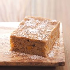 Gluten-Free Spice Cake Recipe -A medley of seasonal spices fills this cake with mouthwatering flavor. You'll want to try it even if you don't follow a gluten-free diet! —Laura Fall-Sutton, North Chicago, Illinois