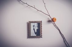 Marta Maria Mroz: Dressing my photographs in vintage frames...for sa...