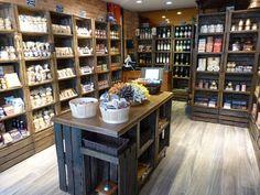 Retour photos de mes clients : LES 400 GOÛTS Épicerie fine étonnante ! *contact shop crate* - * vente de caisses* : lartdelacaisse@gmail.com