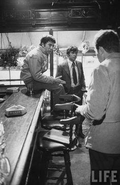 Dustin Hoffman by John Dominis, 1969