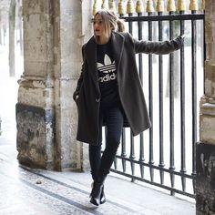#sweat @adidas from @editedofficial #outfit finally on my blog  noholita.fr || #EDITEDthelabel