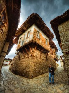Birgi Izmir - Turkey  by Nejdet Duzen