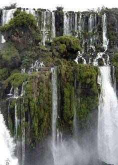 Iguaca Falls, Argentina