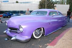 """RD Kustoms """"Purple"""" Mercury"""