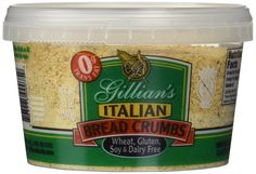Gillian's Foods Gluten Free Italian Bread Crumbs -- 12 oz * Continue to the product at the image link.