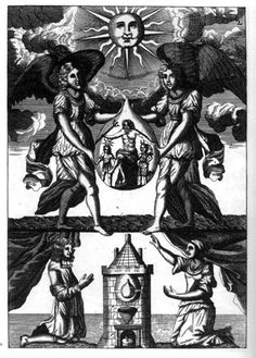 Das Mutus Liber, auch Stummes Buch genannt, ist ein Werk der hermetischen Philosophie, das 1677 in La Rochelle herausgegeben wurde. Es nimmt einen wichtigen Platz unter den Hauptwerken der Alchemie seiner Epoche ein, etwa gleich auf mit der Atalanta Fugiens von Michael Maier. Als solches wird es regelmäßig neuaufgelegt. Das Mutus Liber besteht hauptsächlich aus Tafelbildern, die widersprüchliche Deutungen zulassen.Mutus Liber - Plate Two