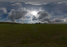 High resolution Dawn Hdri sky environment in .radiance format. Useful for arhitectural, product and automotive rendering. Professional Unclamped HDRI.