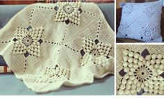 If you are looking for a pattern to make a beautiful blanket, reached the right place. This pattern for cushion or blanket, will leave your home more beautiful! You can also do it to offer a beautiful gift. It's an … Read more. Crochet Motifs, Crochet Squares, Crochet Patterns, Philippines Outfit, Cushions, Pillows, Traditional, Blanket, Sewing