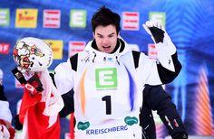 Mikael Kingsbury Photos: FIS Freestyle Ski & Snowboard World Championships